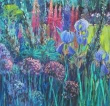 Quinessential Soft pastels 60 cm square